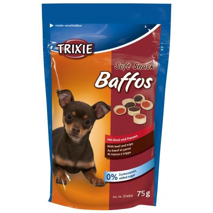 Soft Snack Baffos - 75 G Lot De 20