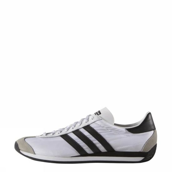 new styles 27f82 44449 ADIDAS COUNTRY OG S79106 MODA HOMME Blanc - Achat  Vente chaussures  multisport - Cdiscount