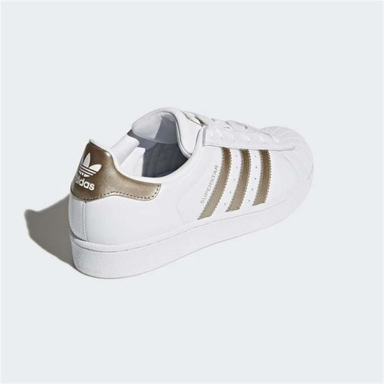 ADIDAS Originals Chaussures Femme Or blanc, 5 Or blanc