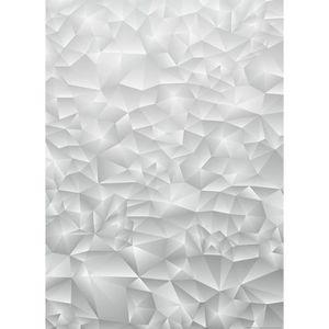Papier Peint 3d Blanc Achat Vente Pas Cher