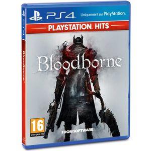 JEU PS4 Bloodborne PlayStation Hits Jeu PS4