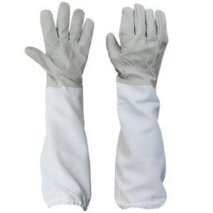 PRODUIT ELECTROMENAGER 1 Paire Apiculture Gants de protection avec Ventil