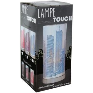 LAMPE A POSER Lampes a poser Lampe Touch New-York avec variateur