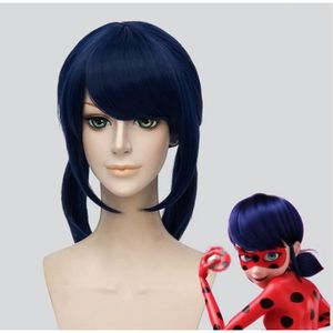 CAPE Version cosplay wig - XL - Costume Lady Bug Adulte