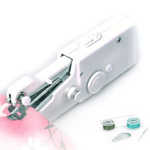 MACHINE À COUDRE EFUTURE Mini machine à coudre électrique à main