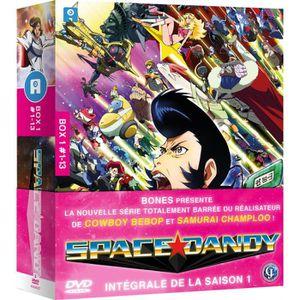 DVD MANGA Space Dandy - Saison 1 - Coffret DVD