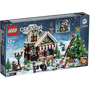 ASSEMBLAGE CONSTRUCTION LEGO® Creator Expert 10249  Le Magasin d'Hiver