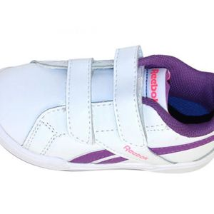 CHAUSSURES DE RUNNING CL SOLID COURT 2V WHI - Chaussures Bébé Fille Reeb
