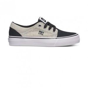 Chaussures Trase Tx Grey/Blue Jr - DC mlEuw