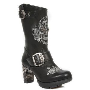S1 Rock New Bottes M TR047 q0IqWFw5