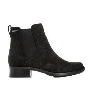 BOTTINE Boots Rockport Christine Chelsea pour femme en noi