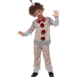 DÉGUISEMENT - PANOPLIE Déguisement clown vintage Halloween garçon