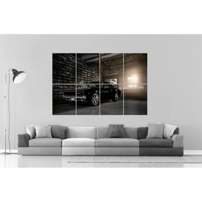 Ford Mustang Edition Special Wall Art Poster Great Format A0 Wide Print