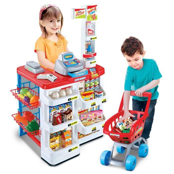 Les jouets de cuisine de simulation pour enfants achat for Kitchen set zabawka