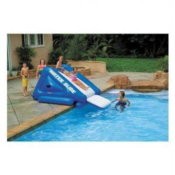 toboggan pour piscine enterr e intex achat vente jeux de piscine cdiscount. Black Bedroom Furniture Sets. Home Design Ideas