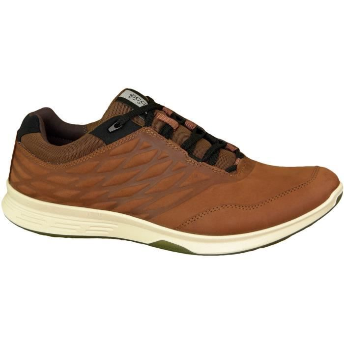 Ecco Exceed 87000402195 Homme Baskets Brun