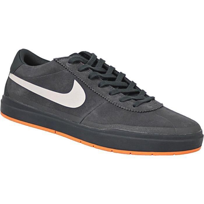 Nike Bruin SB Hyperfeel XT 856372-018 Homme Baskets Gris