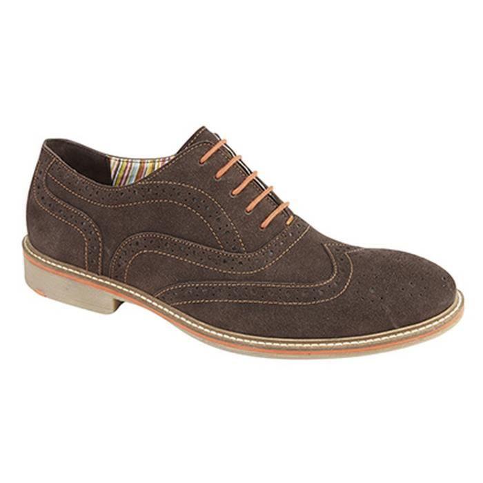Roamers - Chaussures de ville en cuir - Homme PiQdkpn0B