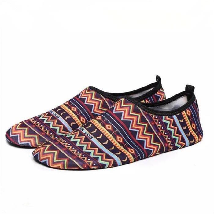 Chaussure Marque plage Antidérapant homme L'eau De Luxe eau chaussures Léger Plus de nautique chaussures Taille Confortable Poids E4XqH