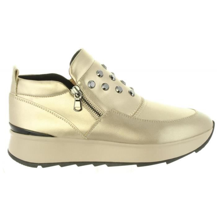 Chaussures pour Femme GEOX D745TA 0BVNF D GENDRY CB500 CHAMPAGNE