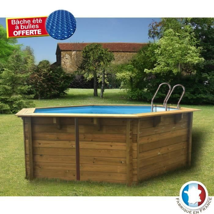 piscine bois sunbay avis. Black Bedroom Furniture Sets. Home Design Ideas