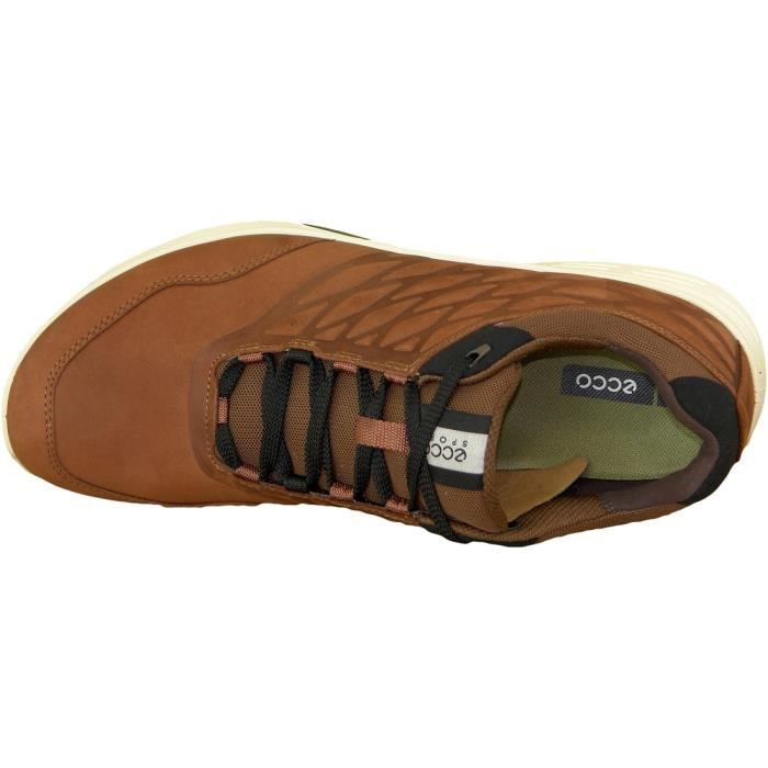 Ecco 87000402195 Brun Baskets Homme Exceed SSqxfwpz
