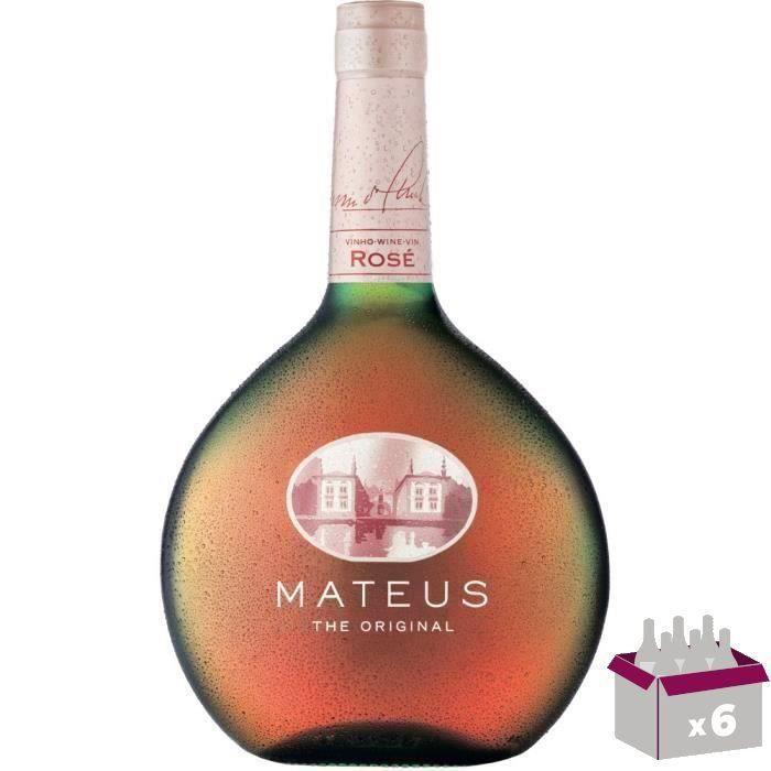 Mateus Vin Portugal Rosé 75 cl.VIN ROSE