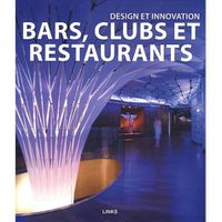 LIVRE ARTS DÉCORATIFS Bars, clubs et restaurants