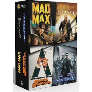 DVD FILM DVD Coffret Mad Max Fury Road + Matrix + Je suis u