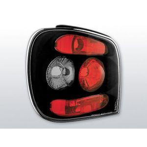 ca064c22c0116a PHARES - OPTIQUES FEUX ARRIERE VW POLO 6N 10.94-09.99 NOIR