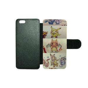 HOUSSE - ÉTUI Etui housse portefeuille jeu Pokemon go geek pour