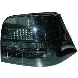PHARES - OPTIQUES 2213797 ,  Paire de feux arrière noir pour VW Golf