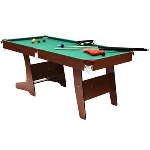 BILLARD Bentley - Table de billard pliable avec accessoire