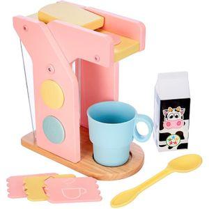 DINETTE - CUISINE KIDKRAFT Set Café - Couleurs Pastel