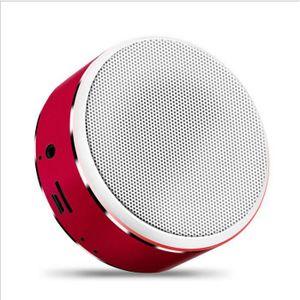 ENCEINTE NOMADE Enceinte portable sans fil Bluetooth -    rouge
