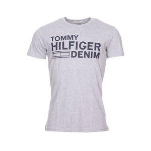 c9c77fd4f997 T-shirt Hilfiger denim Homme - Achat   Vente T-shirt Hilfiger denim ...