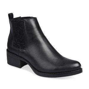 bottines boots femme achat vente bottines boots femme pas cher black friday le 24 11. Black Bedroom Furniture Sets. Home Design Ideas