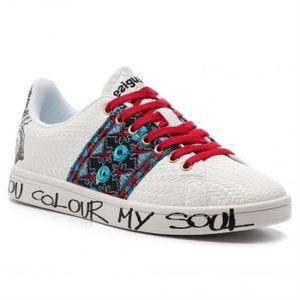 c5ccd101f760aa Chaussures femme Desigual - Achat / Vente pas cher - Soldes d'été ...
