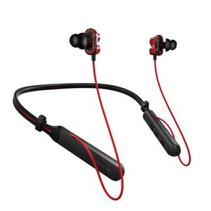 CASQUE - ÉCOUTEURS OKCSC BX345 Dual Dynamic Headphones, Bluetooth HiF