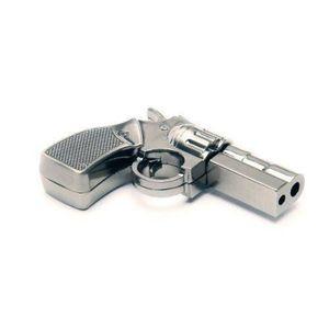 PC EN KIT Aricona 144 Clé USB 2.0 16 Go Motif Pistolet en mé
