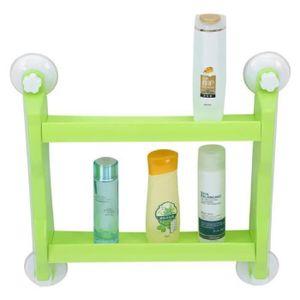 Meuble salle de bain vert achat vente meuble salle de for Meuble mural vert