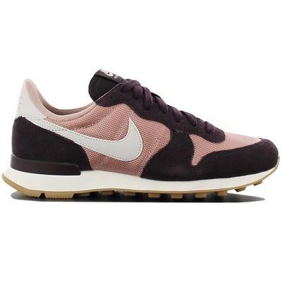 buy online 74806 b7eaa Nike Internationalist 828407-608 Femmes Chaussures Baskets Sneaker Rose