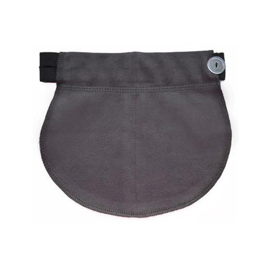 0400f6e7cd37 Ceinture d ajustement 1026 - grossesse -pantalon et jupe - femme enceinte -  TU - Gris foncé - Achat   Vente ceinture ventre 0740737878380 - Cdiscount
