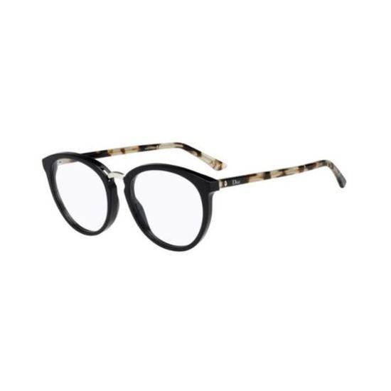 7fa7251d8ee72 Monture lunettes Dior MONTAIGNE39 BKHVNSPTT (L59) - Achat   Vente ...