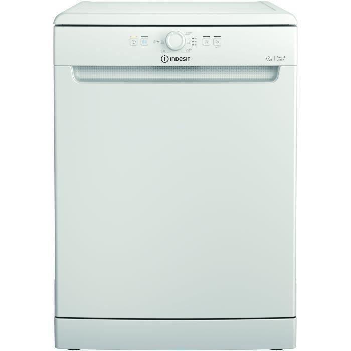 INDESIT - DFE1B1913 - Lave-vaisselle posable 13 couverts 49dB 12L A+ Blanc