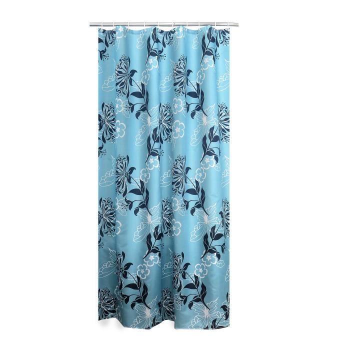RIDDER Rideaux de douche Blomstar textile