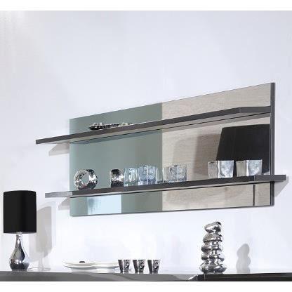 Miroir de salle à manger design BROOKLYN - L 197 x P 17 x H 52 cm ...