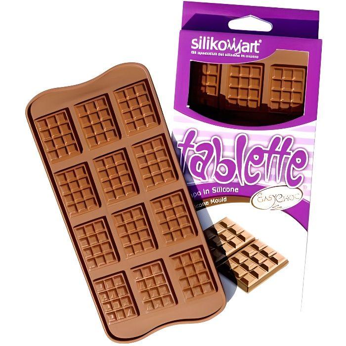 moule tablette chocolat achat vente pas cher. Black Bedroom Furniture Sets. Home Design Ideas