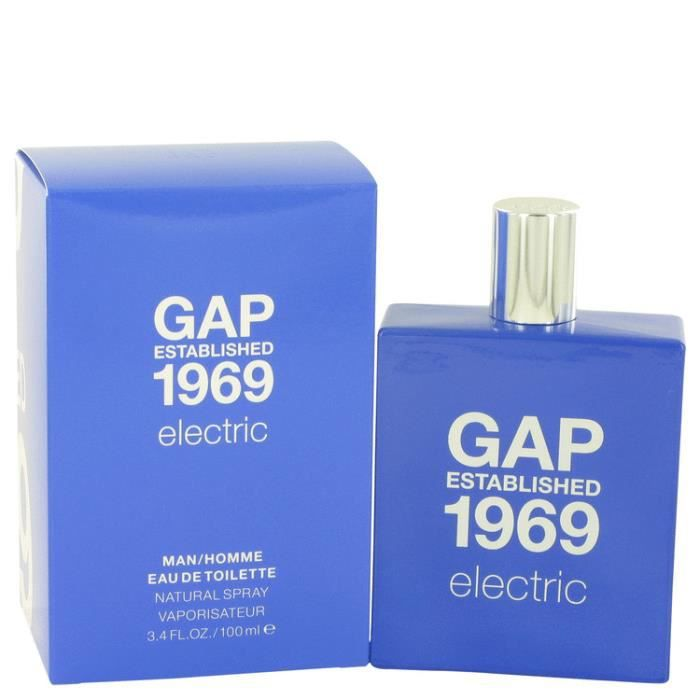 3 Parfum 4 Electric Toilette By Gap Oz 1969 Spray De Eau 8mNOw0vn