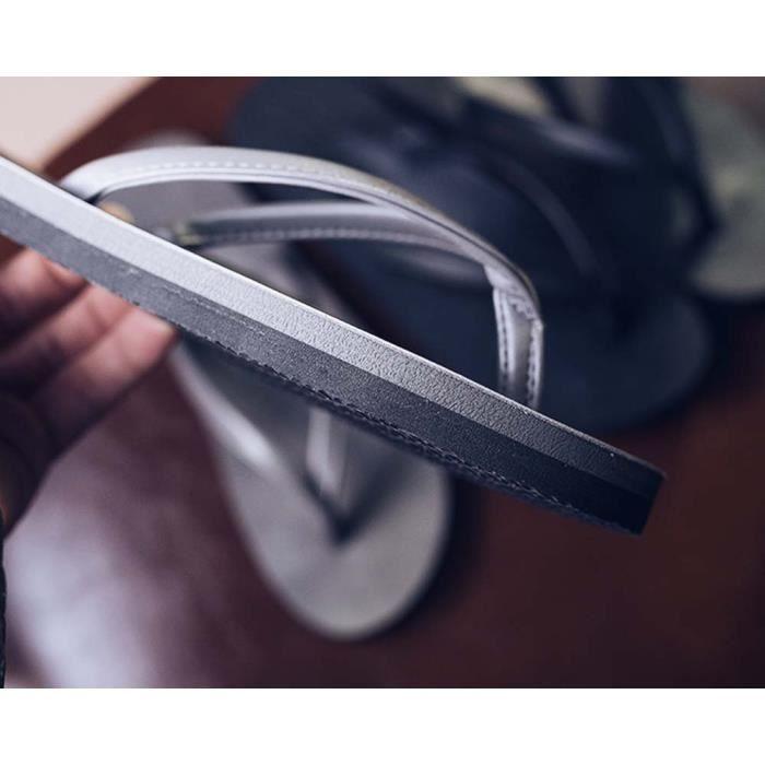 Loisirs De Gris Chaussures Unisexe D'hommes Pantoufles D'été Sandales Plage Femmes Tongs 1xfaqBO